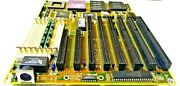 Joindata Systems G486slc-4 Motherboard + Intel 25mhz I486 Sx A80486sx-25 Cpu