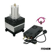 Diy Hfsstc Tesla Coil High Frequency Solid State Candle Shaped Power Supply New