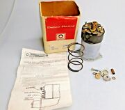 Vntg Delco Remy Universal Sealed Solenoid For Shift Lever Cranking Motor Dr-8634