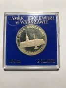 1975 Poland Silver 100 Zlotych Proof Royal Castle 533