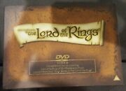 J R R. Tolkeinand039s Lord Of The Rings Dvd Limited Edition Ralph Bakshi Cartoon Film