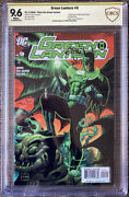 Green Lantern 9 Ethan Van Sciver Variant. Cbcs 9.6. Signed And Verified