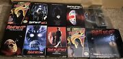 10 Neca Ultimate Jason Voorhees Friday The 13th Sdcc Accessory Figure Lot New