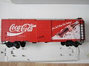 New Lgb 4391 Coca-cola Box Car--g Scale--made In Germany--1992