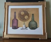 Tighe Thomas Oand039donohue Ross Limited Edition Signed Etching 32/99 Vintage Listed