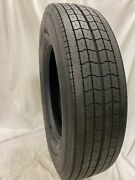 8-tires 285/75r24.5 G/14 Ply 144/141l - Road Crew R100 Trailer Tires 28575245
