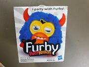 2012 Brand New Hasbro Furby Party Rockers Scoffby Blue Never Opened