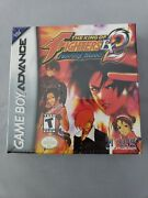 King Of Fighters Ex2 Howling Blood New Neo Geo Gba Atlus Near Mint Orig Owner