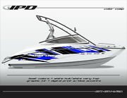 Ipd Boat Graphic Kit For Yamaha 212x 212ss Sx210 And Ar210 Gh Design