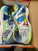 Signed By Rafa Nadal ✍🏻 Nike Air Zoom Cage 3 Glove Andldquowhat The Rafaandrdquo 2019 French