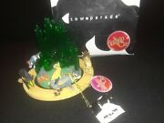 Rare Cow Parade Wizard Of Oz Animated Music Box Over The Rainbow Figure W/box