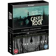 Castle Rock Season 1 And The Outsider – 2 Series Collection Blu-ray [region Free]