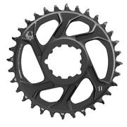 Sram Chain Ring X-sync 12s 32t Dm 3mm Offset Boost Black New Retail Package