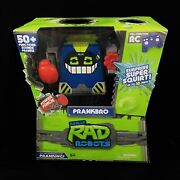 Really Rad Robots Prankbro 50+ Functions Remote Controlled