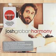 Josh Groban Harmony Limited Edition Cd The Impossible Dream Angels     0311