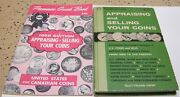 Appraising, Selling Your Coins 1963 Green Coin Book Hc/premium Guide Book 1968 P