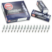 16 Pcs Ngk Iridium Ix Spark Plugs For 2009-2010 Jeep Commander 5.7l V8 - Cj