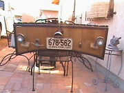 Rare 20's 30's Collection Antique Lights Windshield Frame Boyce Moto Meter Etc.