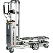 Magliner Cta43   43 Coolift Delivery Truck Cart Motorized Lift For 43 Pallets