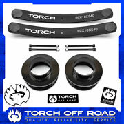 3 Front 2 Rear Leveling Lift Kit 1998-2011 Ford Ranger 2wd Rwd Coil-add A Leaf