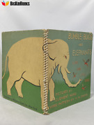 Bumble Bugs And Elephants Margaret Wise Brown Clement Hurd 1st Edition 1.00 1938