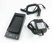 Lot Of 2 New In Box Leica Tps1000 Gs50 Sr500 Tcr702 Gps Gkl112 Battery Charger