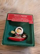 Hallmark Frosty Friends Dated 1985 Collector Series Ornament