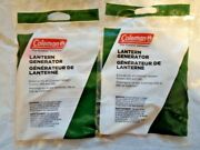 Lot 2 Coleman Lantern Generator Part 288-5891 3000005403 Fits 288 And 286