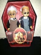 Used Living Dead Dolls - American Gothic - Two Pack - New Open Box