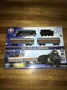 Lionel The Polar Express Battery Operated Train Set 28 Pieces 7-11925 New