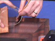Antique Clock Case Repair Restoration 4 Dvd Video Course With Manual. New