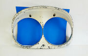 1958 Ford Lh Head Light Ring Rim Bezel 58 Frame Painted Style Bad-13064-a