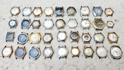 Favre Leuba And Mixed Watches Lot Of 36 Watches