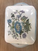 Spode Mulberry S 3405 Covered Butter Dish And Cover 1/4 Lb England.