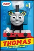 Thomas And Friends - Framed Tv Poster Thomas The Tank Engine - No.1 24 X 36
