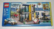 Lego City 3661 Bank And Money Transfer, New, Factory Sealed Box, Free Shipping