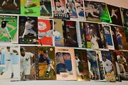 Nice Derek Jeter Rookie And Insert Baseball Card Collection Must See