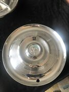 Vintage Mid 1950and039s 15 Chrysler Mopar Hubcap Very Nice Driver