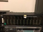 Benchmark System 1000 Mf-300 Chassis W/ 12 Da-102 Dm Stereo Amplifier Cards
