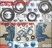Friction Steel Seals,repair Parts For Gearbox Audi Q5,a4,a5,a7,a6,dual,0b5,dl501