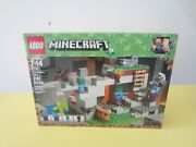 Lego Minecraft Zombie Cave 21141 Retired Set New Factory Sealed Box