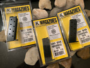 3 Pack Fits Browning 1910 Magazine .380 Acp 6rd Pistol Mag Clip 380 Clip Usa