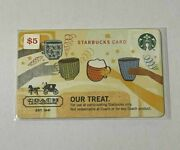 Starbucks Coach Co-branded Card Limited Edition Rare Htf