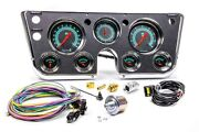 Classic Instruments 1967-72 Chevy Truck G-stock Gauge Set Ct67gs