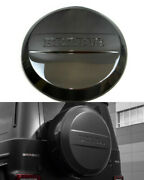 Mercedes-benz G-wagon G63 W463 W463a Brabus Style Carbon Rear Spare Wheel Cover