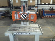 Used Burgmaster 6 Spindle Drill Press