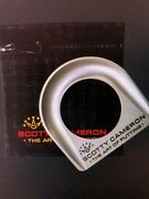 Sold Out - Scotty Cameron Putting Cup Kit - 7 Point Crown - Gold