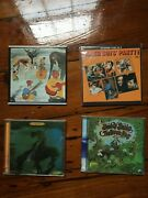 The Band And The Beach Boys Cd Lot Japan Columbia Records Tocp-67391 Tocp-50858