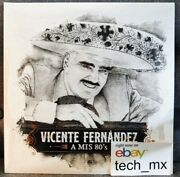 Vicente Fernandez - A Mis 80's [vinyl] [2 Lp] New Free Usa Shipping In Stock New