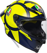 Agv Pista Gp Rr Motorcycle Helmet - Dot Ece Approved